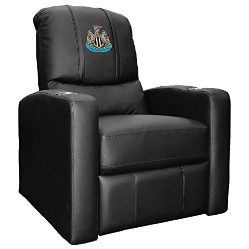 Newcastle United Primary Logo Stealth Recliner by Dreamseat