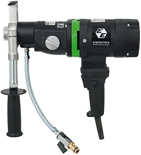 "CS Unitec END 130/3.1 PO 3-Speed Hand Held Wet Diamond Core Drill for Holes up to 6"" Diameter in Concrete"