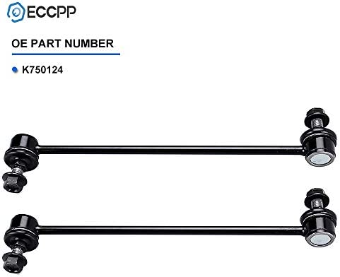 ECCPP Sway Bar Link Kit 06 07 08 09 10 11 12 13 For MDX 10 11 12 13 For ZDX 06 07 08 09 10 11 12 13 14 15 For Honda Pilot Front Sway Bar End Links