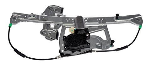 Cadillac Deville Northstar - Front Driver Power Window Regulator with Motor NEW 2000 - 2001 Cadillac Deville 19244840 GM1350155