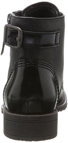 black 25241 Bottes Tamaris Noir Femme Z1nOwwxa8