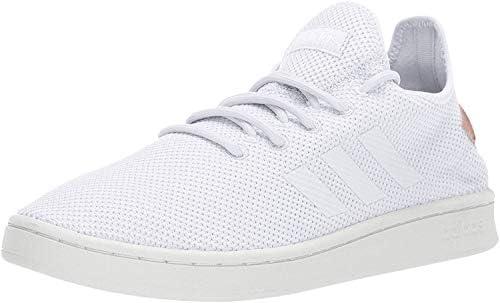 adidas Women's Court Adapt, white/white