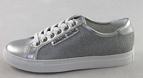 Armani para Mujer Zapatillas 9252087p597 plata wxXXq0FrS