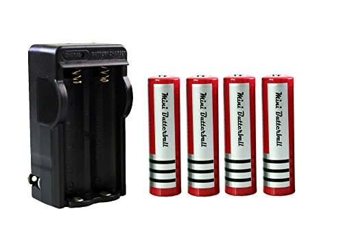 mini-butterball-4pcs-18650-battery-charger-2800-mah-37v-li-ion-rechargeable-battery-for-flashlight-h