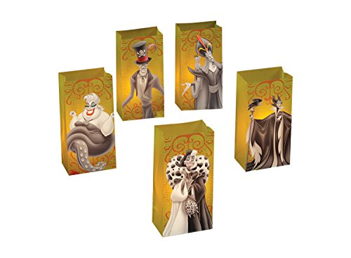 Disney Villains Luminary Kit (Disney Villains Halloween Decorations)