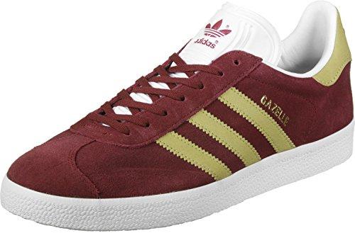 Chaussures Mixte Fitness Dormet Rouge Ftwbla Blanc Buruni Adulte de Doré Gazelle adidas Multicolore gwxOFF