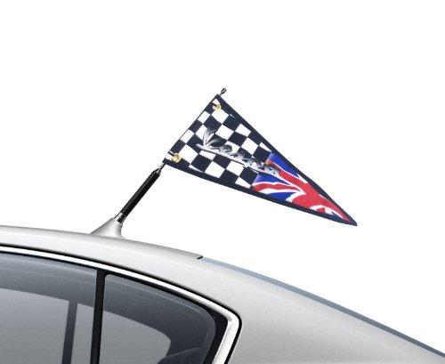 L/&S PRINTS FOAM DESIGNS Auto Antenne Flagge Uni Union Jack Pennant Scooter Antenne Flagge