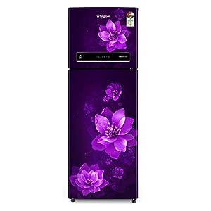 Whirlpool 265 L 3 Star Inverter Frost-Free Double Door Refrigerator (IF INV CNV 278 PURPLE MULIA 3S, Purple Mulia)