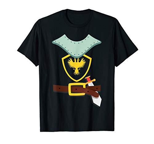 (Knight In Shining Armor Sword Suit Halloween Costume)