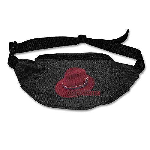 [Cayonom Mens&Womens Agent Carter Waist Sport Belt Bag For Sports Travel Running Hiking I Phone] (Blue Ghost Pill Costume)