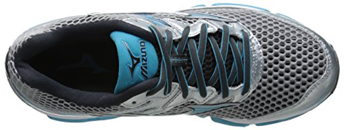 Silver 5 Wave Mizuno w Enigma Enigma Atoll Wave Women's 5 Blue ypy8BwqY