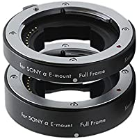 Kenko DG Extension Tube Set for Full-Frame Sony E-Mount