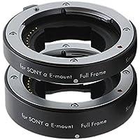 KenkoDG Extension Tube Set for Full-Frame Sony E-Mount