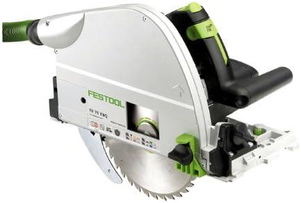 Festool 561436 - Sierra de incisión TS 75 EBQ-Plus