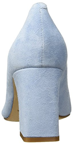 Marc Fisher Ltd Vestido De Mujer Mlzala Pump Light Blue Kid Suede