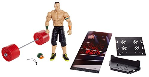 WWE Elite Collection John Cena Action Figure