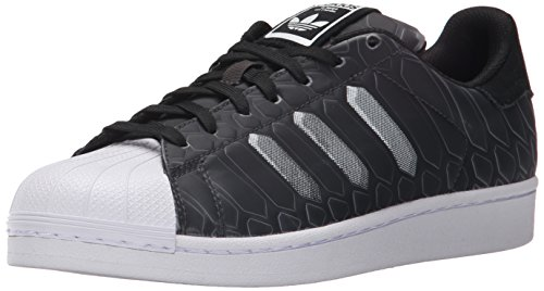 white Solid M Nero Dark Superstar Ctmx Us Collegiata Adidas 4 black Grey Borgogna Scarpe 5 bianco Originals FOvpnZ