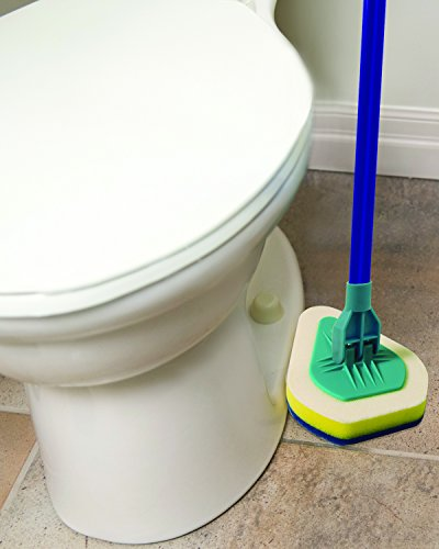 Clean Reach Deluxe Power Scrubber Bathtub Cleaner And