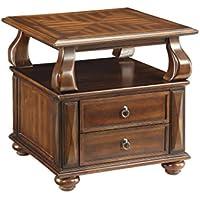 ACME Furniture 80012 Amado End Table, Walnut