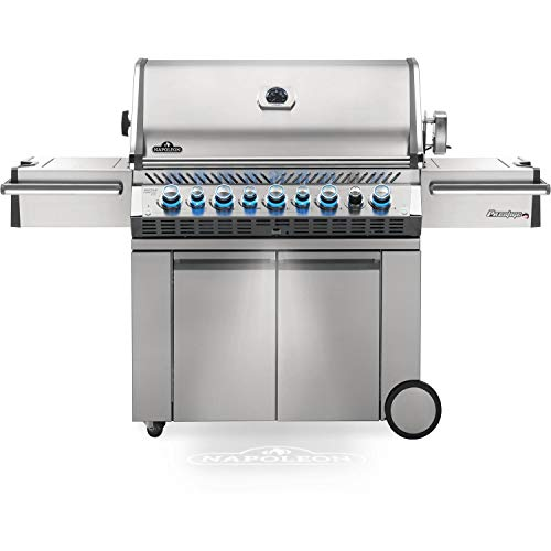 Napoleon PRO665RSIBPSS 3 Prestige Infrared Stainless product image