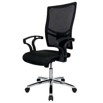 Realspace Pro Sydney Mesh Office Operators Chair Black Amazon