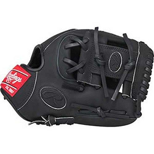 (Rawlings Heart of the Hide 11.25'' Pro 1 Web Infield Baseball Glove. PRO217BPF by Rawlings)