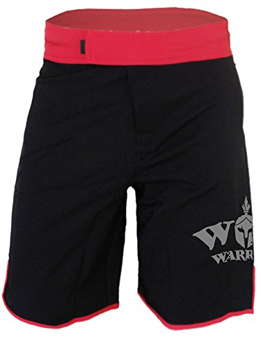 WOD shorts WOD warrior 4.0 (Black / Red, 40)
