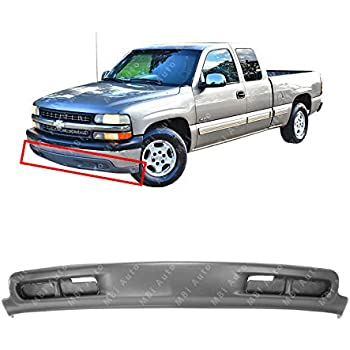 Suburban GM1090108 CPP Front Air Dam Deflector Valance Apron for Chevy /& GMC Pickup