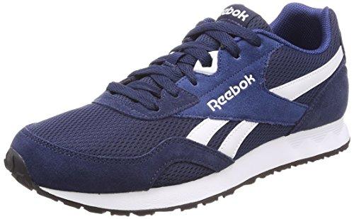 Reebok Royal Connect, Scarpe da Trail Running Uomo Blu (Cp/Collegiate Navy/Washed Blue/White/Bla 000)