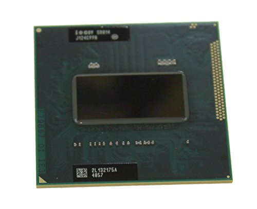 Intel Core i7-2720QM SR014 2.2GHz 6MB Quad-core Mobile CPU Processor Socket G2 988-pin (988 Socket)