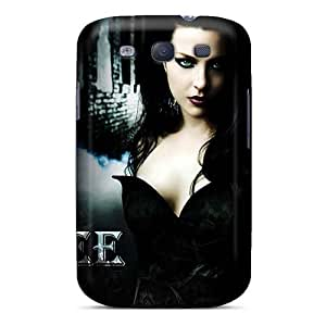 Samsung Galaxy S3 UZA3128SXIC Allow Personal Design Stylish Evanescence Band Series Great Hard Cell-phone Cases -TimeaJoyce