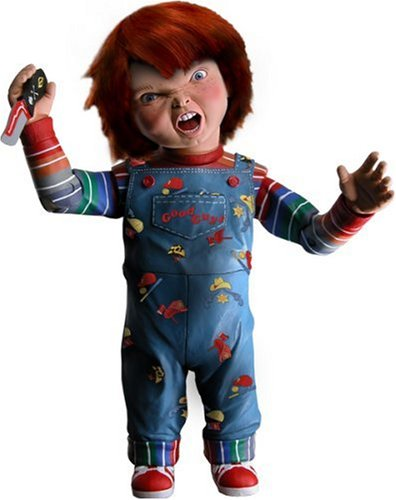 Childs Chucky Action Figure sound
