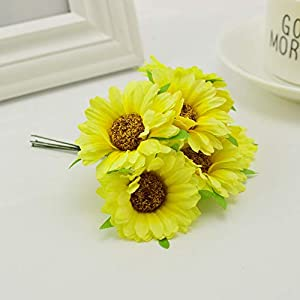 Vivavivo1234 Wreath Material Artificial Flowers Handmade Fashion Home Garden Bride Wedding Banquet Decoration Artificial Scissors Crown 2 114
