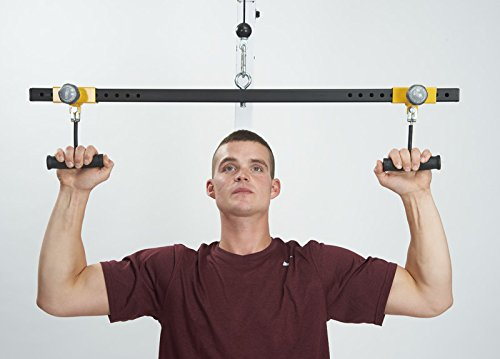 PULL FORCE 'Freestyle' Lat Pull Down Bar & Pull Up