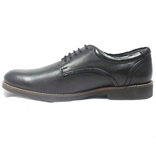 Lotus - Zapatos de cordones para hombre negro negro 2mZVMcj