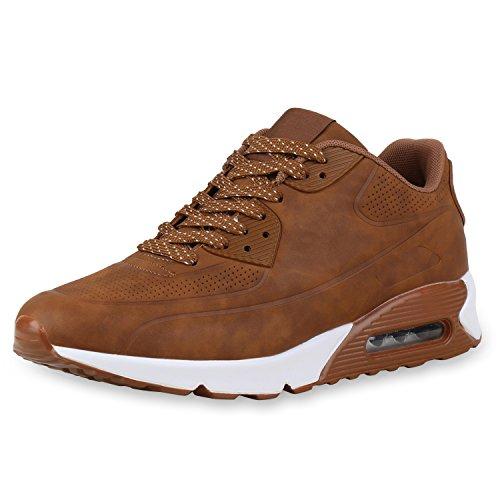 diansen® running Flyknit Boost inspirado entrenador Fitness gimnasio deportes zapatos (tamaño 6–11) Braun Brown Weiss