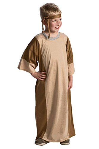 Little Adventures Nativity Biblical Characters Childrens Costume (Shepherd) ()