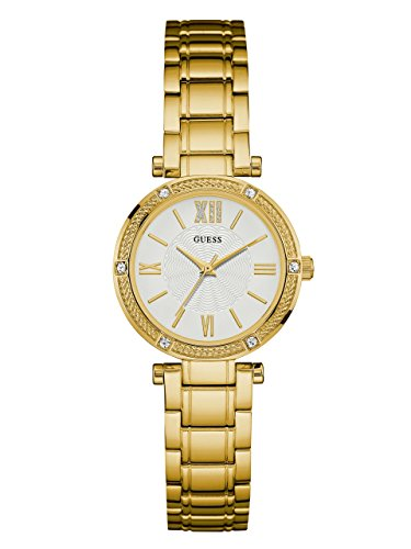Guess Ladies White Dial - 2