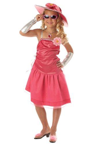 California Costumes Movie Star Costume, 4-6