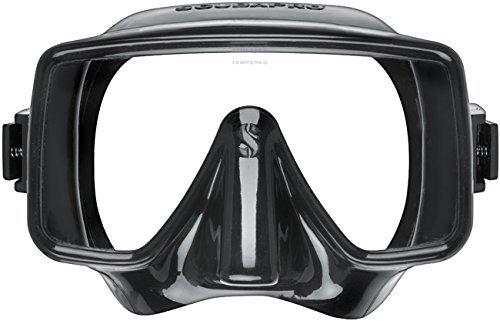 ScubaPro Frameless Mask (Black)