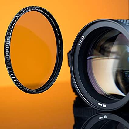 Schott B270 X4 CPL 77mm Circular Polarizer Filter Nano Coating MRC16 25 Year Support by Breakthrough Photography Weather Sealed