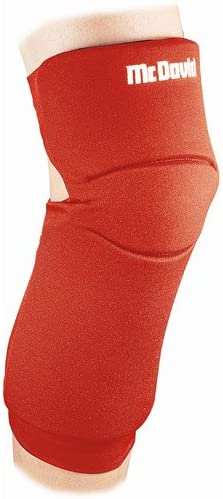 McDavid Long Softball Sliding Pad - Scarlet Extra Large