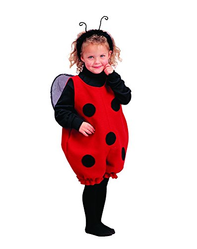 Charades Little Lady Bug Romper Baby/Toddler Costume, Toddler]()