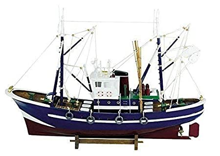 Grande Barca de Pesca, Barco de Pesca, Zweimast Cortador de ...