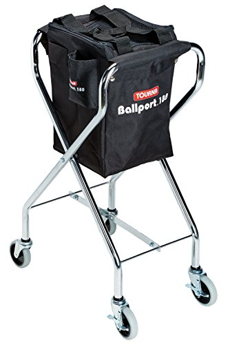 Tourna Ballport 180 Ball Travel Tennis Cart by Tourna