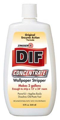 Zinsser 02422 22 Oz Liquid Concentrate Wallpaper Stripper