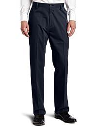 Men's Easy Khaki D3 Classic-Fit Flat-Front Pant