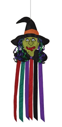 In the Breeze Witch Wind Tail Yard Art -