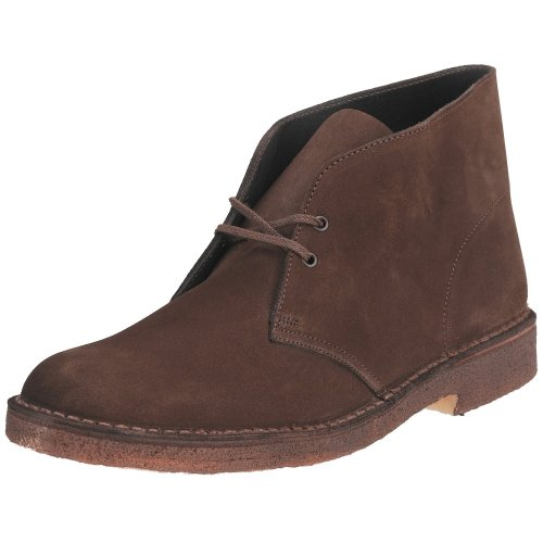 Clarks, Stivali uomo Marrone marrone Brown