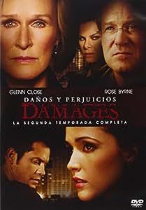 Daños Y Perjuicios, Temporada 2 [DVD]